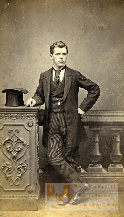 Victorian man photos