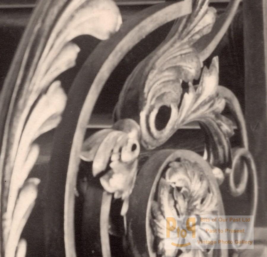 Art deco staircase lille france old jacquart photo 1930 ebay for Decoration maison 1930 lille