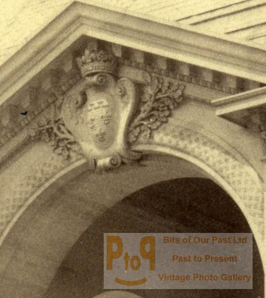 France chateau de chantilly castle architect honor daumet - Architecte chantilly ...