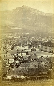 Nivollet Pike 73000 Chambery Savoie France Old CDV Perrot Photo 1870
