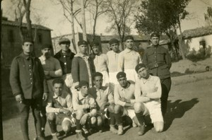 Algeria Constantine Football Leagues Old Snapshot 1926
