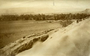 Morocco Rif War Ain Sefra Oasis Old Snapshot Photo 1925