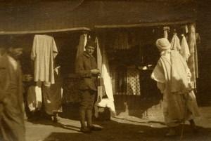 Morocco Rif War Oran Nigger Village Old Snapshot Photo 1925
