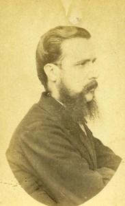 Ecuador Guayaquil Edouard Louis Poudavigne Old CDV Perez & Bascones Photo 1865