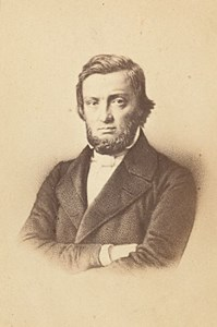 Jules Favre, Politician, France, old CDV Photo 1865'
