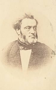 Jules Favre, Politician , France, old CDV Photo 1865'