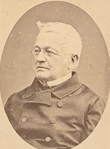 Adolphe Thiers, Politician, France, old CDV Photo 1870