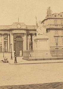 Corps Legislatif Paris Second Empire old CDV Photo 1867