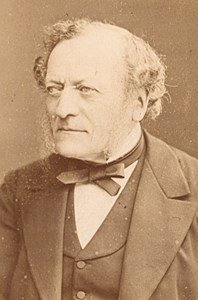 Louis Buffet French Politician old CDV Photo 1870'