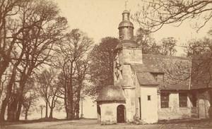 Honfleur Notre Dame Grace Church Calvados France CDV Photo 1875