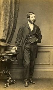 England London GW Brooke old CDV Photo Mayall 1860's