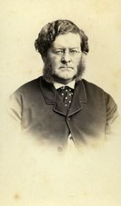 France Paris Mister Mundy old CDV Photo Reutlinger 1865