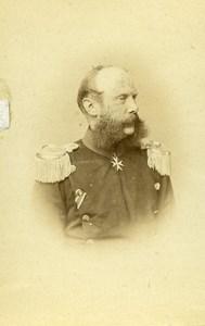 Germany Berlin Count Rodolphe Kamitz Rittberg old CDV Photo Graf 1865