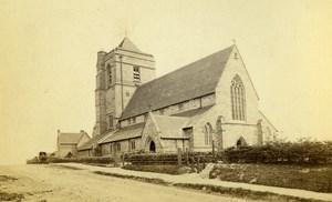 United Kingdom Surrey Richmond Hill Old CDV Photo Seeley 1865