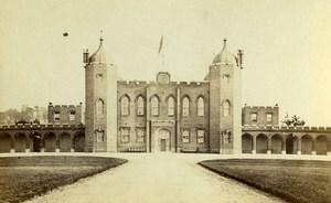United Kingdom Woolwich Architecture Old CDV Photo Osborn 1865