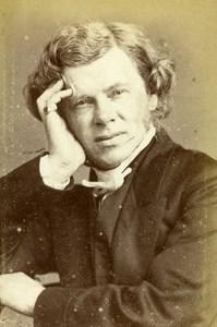 United Kingdom Chester Dean John Saul Hawson Old CDV Photo Elliott & Fry 1865