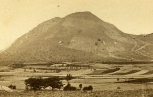 France Puy de Dome Old CDV Photo Berubet 1870