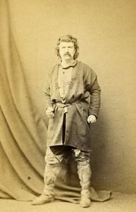 London Theater Actor Henry Gartside Neville Old CDV Photo LSC 1864