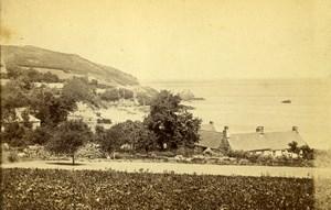 United Kingdom Jersey St Catherine's Old CDV Photo Grejory 1865