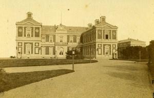 France Biarritz Villa Eugenie Old CDV Photo Jules Andrieu 1865
