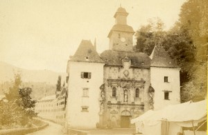 France Betharram Church Old CDV Photo Jules Andrieu 1865