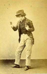 London Theater Stage Actress Miss Raynham Apollo CDV Photo Rowland Holyoake 1864