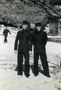 Japan Japanese Student Life in Shimonoseki Amateur Photo Snapshot 1958