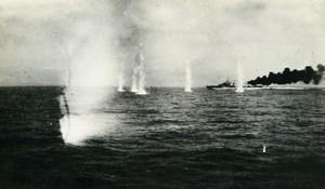 Senegal Dakar Attack WWII French Military Navy Old Photo Snapshot 1940