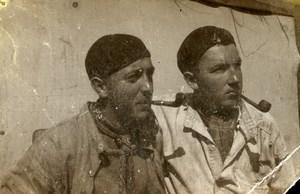 Syria under French Mandate Military Aviation Old Photo Snapshot 1930
