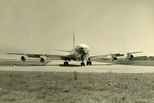 UK ? Airliner Transport Aircraft Aviation Old Photo 1960