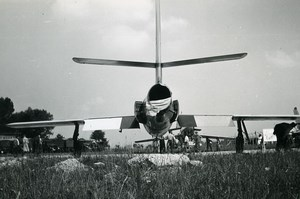 USA Military Aircraft US Air Force ? Aviation Old Photo 1960