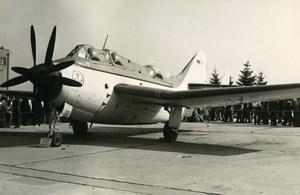 Germany Military Aviation Marineflieger Fairey-Gannet AS MK.4 U-Jagd Photo 1960