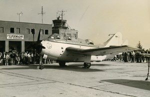 Germany Military Aviation Marineflieger Fairey-Gannet AS MK.4 U-Jagd Photo 1960