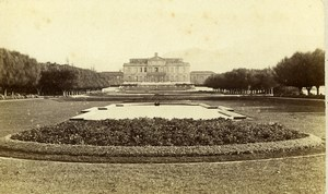France Marseille Château Borely Castle Old Neurdein CDV Photo 1870's