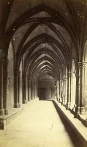 France Arles Cloister St Trophime Old Neurdein CDV Photo 1870's