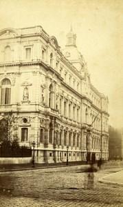 France Marseille Prefecture Building Old Neurdein CDV Photo 1870's