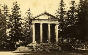 Brittany Brech Chapelle expiatoire du Champ-des-Martyrs CDV Photo Carlier 1870