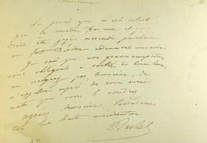 France Paris Photo d' Autographe signe Rachel CDV Mayer & Pierson 1860