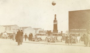 France Lille Trade Fair Foire Commerciale Automobiles Old Photo Capin 1934