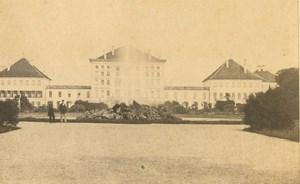 Germany Munich Schloss Nymphenburg Castle Christian Koenig CDV Photo 1860's