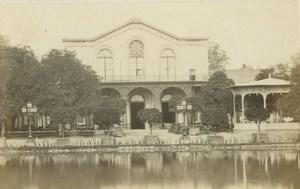 Germany Wiesbaden Kursaal Kurhaus old CDV Photo 1867