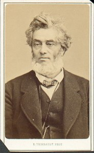 Jules Favre French Politician Thiebault CDV Photo 1875
