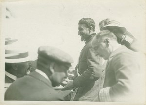 Andre Beaumont Jean Conneau at Vincennes 1911 Photo