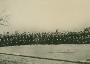 Cardinal Bourne British Catholic Officers Sailors Photo