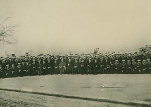 Cardinal Bourne British Catholic Officers Sailors Photo