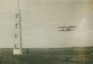 Lefebvre Wright Ariel Biplane Gordon Bennett Cup Photo