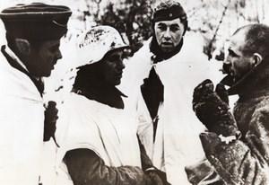 WWII Russian Front Soviet Prisoner WW2 old Photo 1941