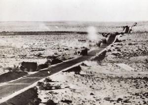 WWII RAF Attack Enemy Libya Desert War WW2 Photo 1941