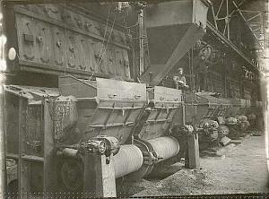 Factory workshop Coal Fired Boiler Stokers Photo 1900