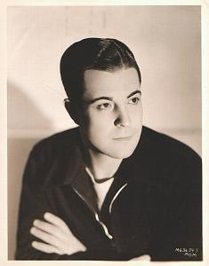 Actor Ramon Novarro portrait old MGM Photo 1932